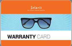 La Carte de Garantie Solaris